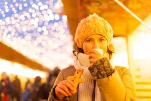 Weihnachtsmärkte gehören auch zur Adventszeit