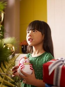 Weihnachten in asiatischen Ländern