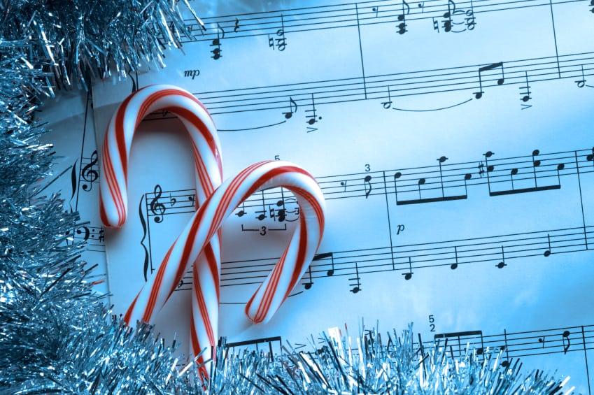 Die 5 beliebtesten Weihnachtslieder