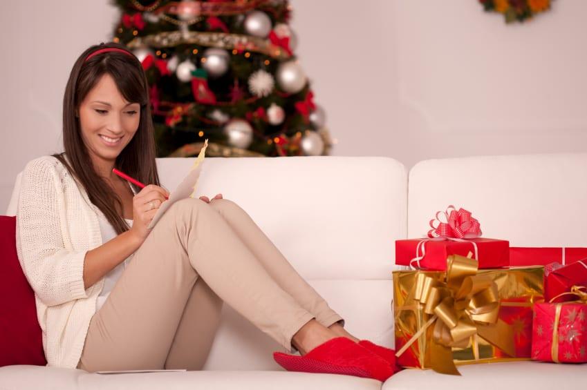 Weihnachten im Voraus planen