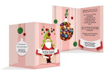 Weihnachtskarten Einladung.Foto Einladung Wichtel